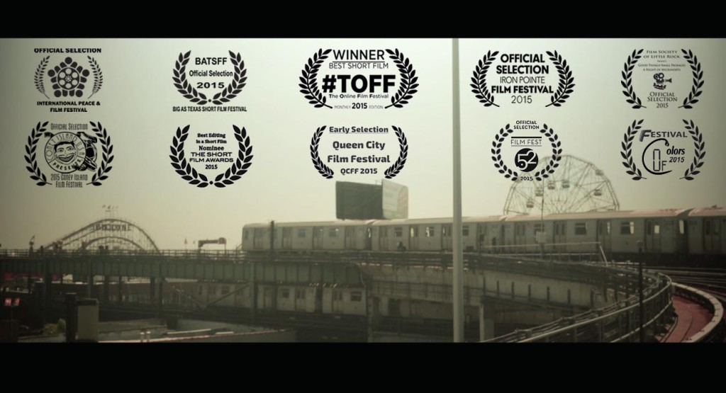 Official selection greetings from coney island international greetings from coney island take a ride down the road of memories first movie by 36 year old argentinian adrian alonso cordoni m4hsunfo